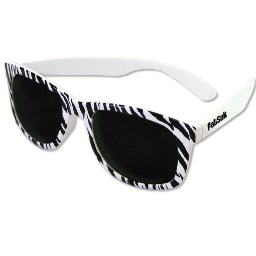 Chillin' Zebra Sunglasses