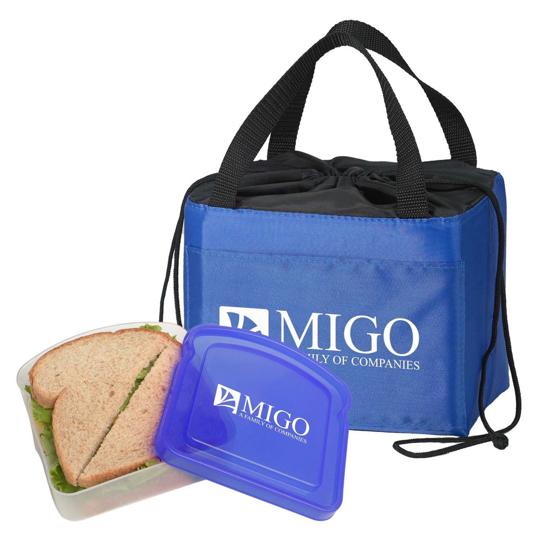 Cinch-Up™ Sandwich & Lunch Set
