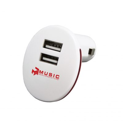Dually Car Charger