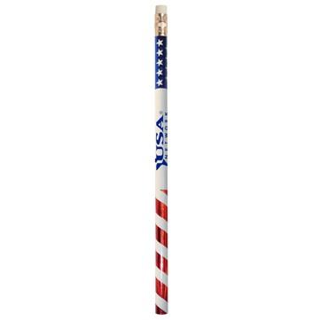 Jo-Bee Patriotic Pencil