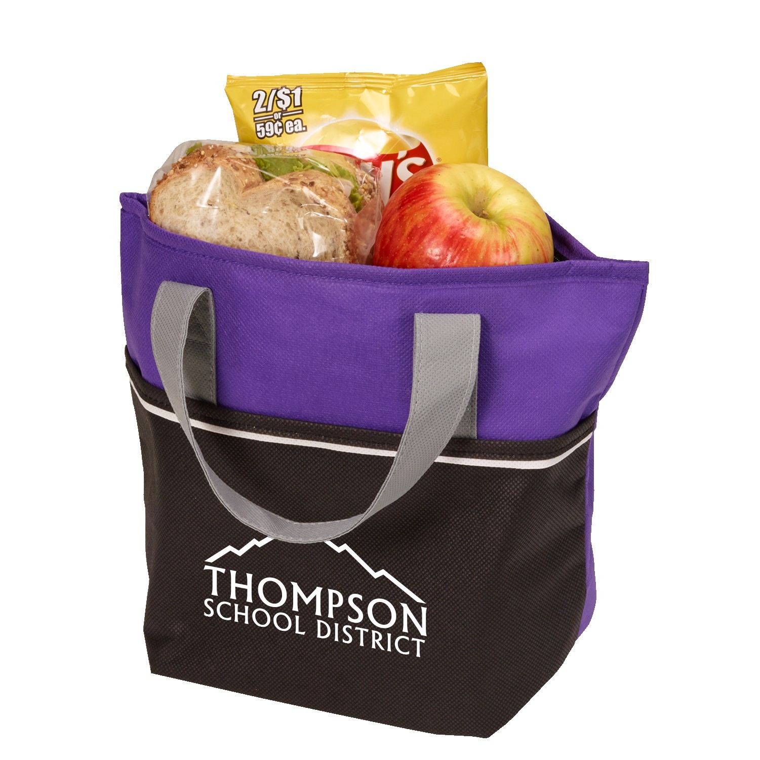Non-Woven Carry-It™ Cooler Tote