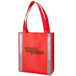 Non Woven Reflective Tote Bag