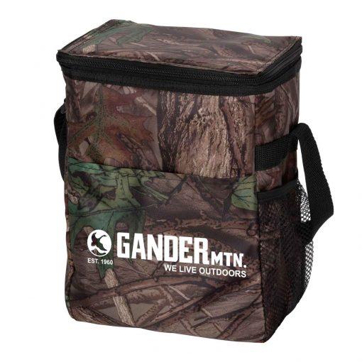 Outdoor Camo 12-Pack Cooler