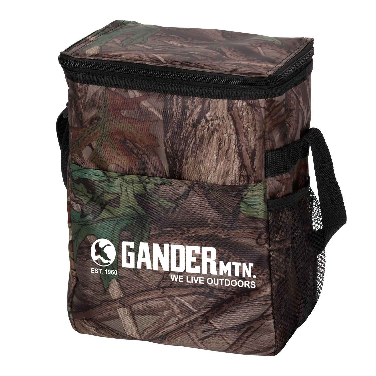 Outdoor Camo 12-Pack Cooler