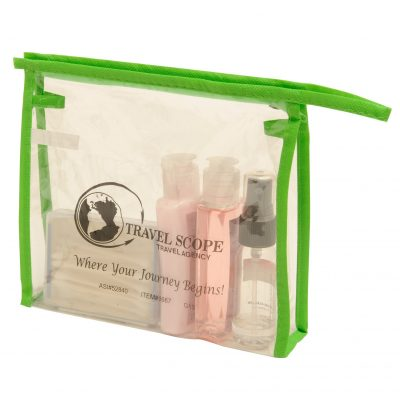 Quart Size Travel Carrier Pouch