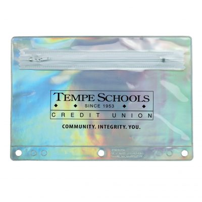Translucent School Pouch