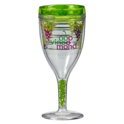 12 oz. Double-Wall Wine Glass