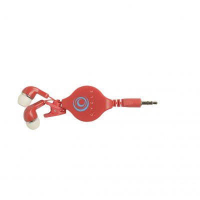 Retractable Ear Buds-Closeout