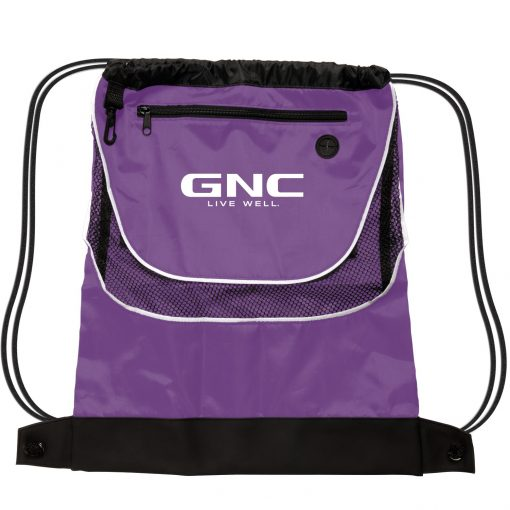 Tournament Drawstring Backpack-Closeout