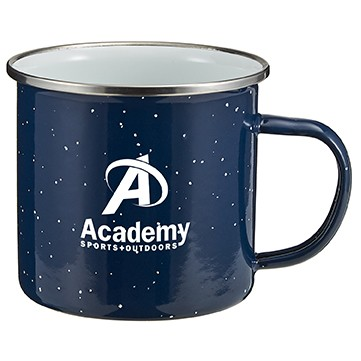 16 Oz. Speckle-it Camping Mug