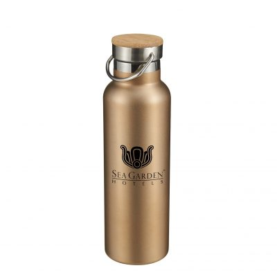 21 oz. Breckenridge Stainless Steel Bottle