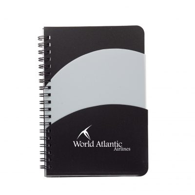"5"" x 7"" Santiago Double Pocket Notebook"