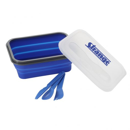 Collapse'N™ Silicone Lunch Container