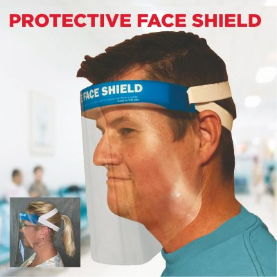 ComfortShield Protective Face Shield