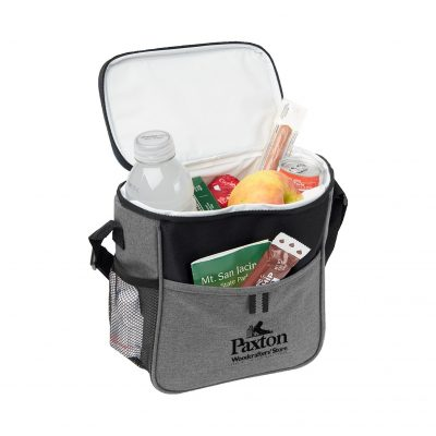 Heathered Cooler Tote