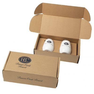Stainless Steel Stemless Wine Glasses Gift Box Set