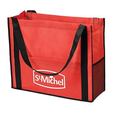 Chandler Non-Woven Mesh Tote Bag