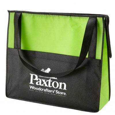 Prescott Non-Woven Zipper Tote Bag