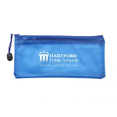 Teach-It™ Frosted Pencil Case